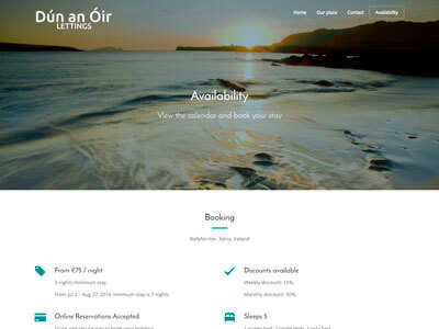 Dun an Oir Lettings website-4