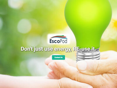 Escopod website
